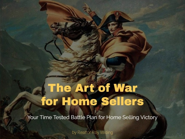 Book Image for The Art of War for Home Sellers
